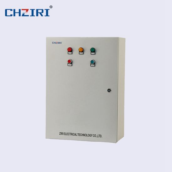 Chziri Ziri Soft Starter Control Panel