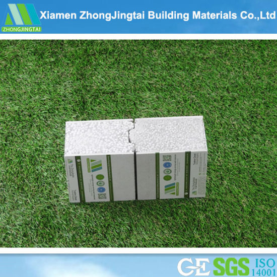 Green/Fire/Heat/Sound Proof SGS/TUV-Certification EPS Sandwich Cement Wall Panels/Boards pictures & photos