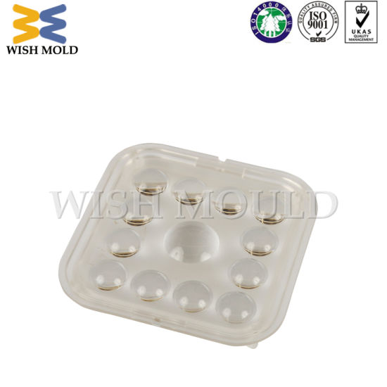 China Lamp Light Accesories Plastic Injection Mould Us Style