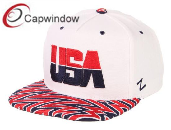Made in Manufacturer of China Snapback Cap with 3D Fashion Embroidery pictures & photos