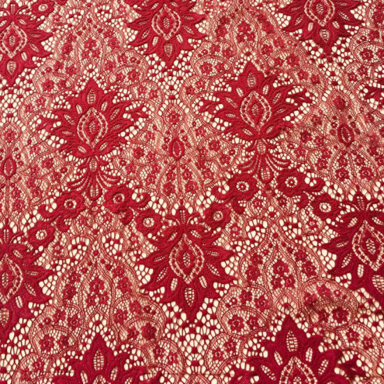 High Quality Good Stretch Lace Fabric (with oeko-tex certification) pictures & photos