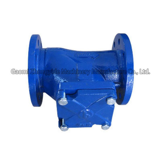 Gary/Ductile Cast Iron for Waterway Valve Elbows Pipe Fittings Bends