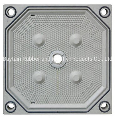 Chinese PP Filter Press Plate for Wastewater Treatment