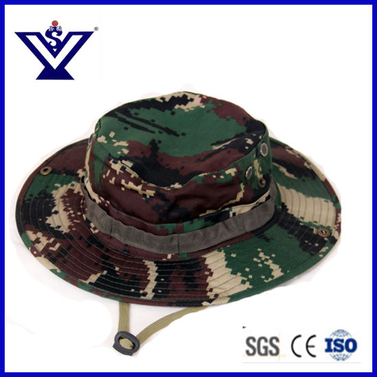 ac0ab59b5d0 Sports Hunting Fishing UV Protection Cap Outdoor Summer Bucket (SYSG-201835)