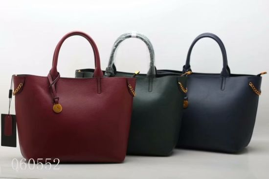 Hot Woman Real Leather Tote Bag F060552