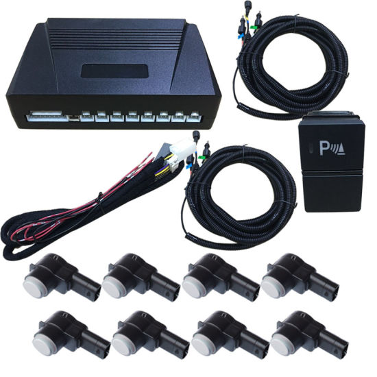 Multimedia Video Parking Sensor for Honda CRV OE Screen and Center Console