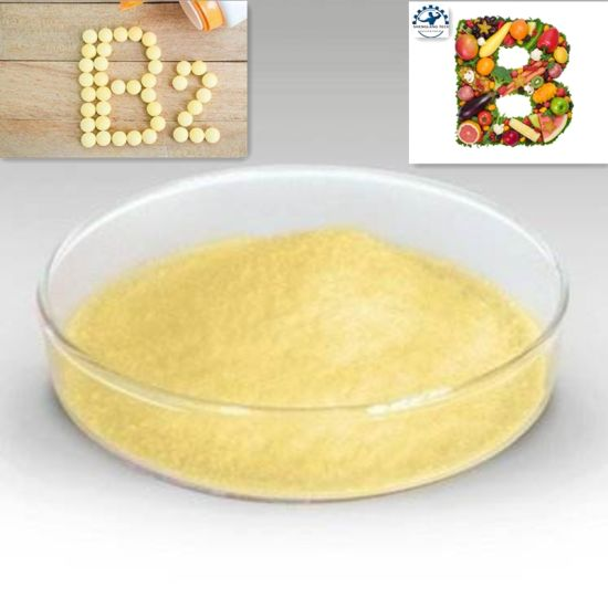 Factory Direct Good Price Vitamin B2 CAS 83-88-5 pictures & photos