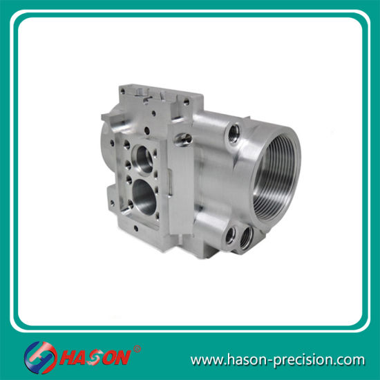 ISO9001 Manufacturer CNC Customized Agricultural Block Machinery Parts Auto Spare Parts