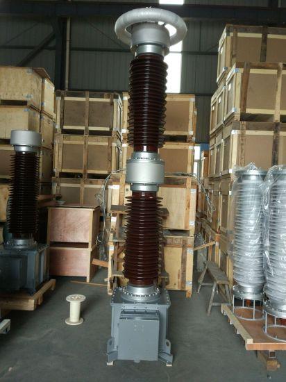 China 72 5kv 132kv 230kv Capacitor Voltage Transformer