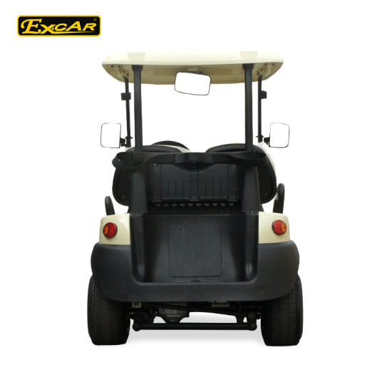 China Kds Motor Battery Power Electric Golf Cart with 2