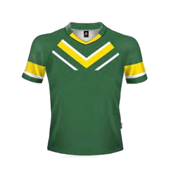 9f3cae3fe China Sublimation Printing Breathable Men′s Rugby T-Shirts - China ...