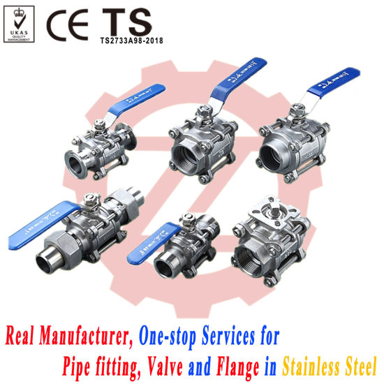 Heavy Duty Stainless Steel High Pressure Ball Valve