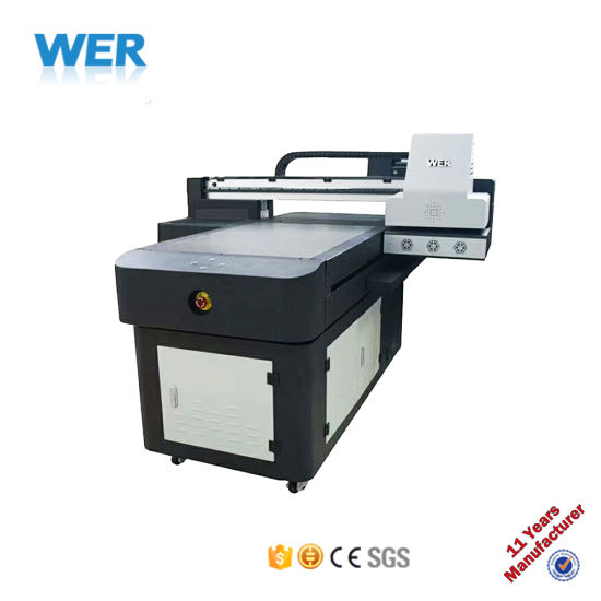 19326d32 Digital Printing Machine for Textile Printing Wer-ED6090t pictures & photos