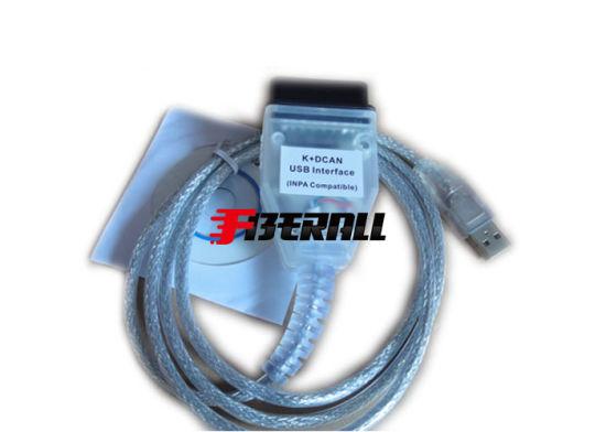 Inpa K+Can Diagnostic Cable for BMW Car, Auto OBD II Diagnostic Tool