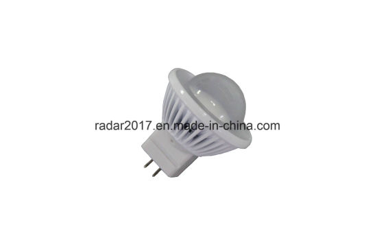 LED Spot Light Bulb MR11 2700K 3000K pictures & photos