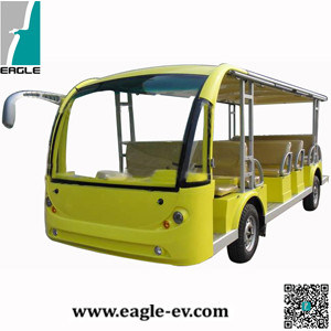 Electric Sightseeing Bus, 23 Seats, Eg6230k pictures & photos