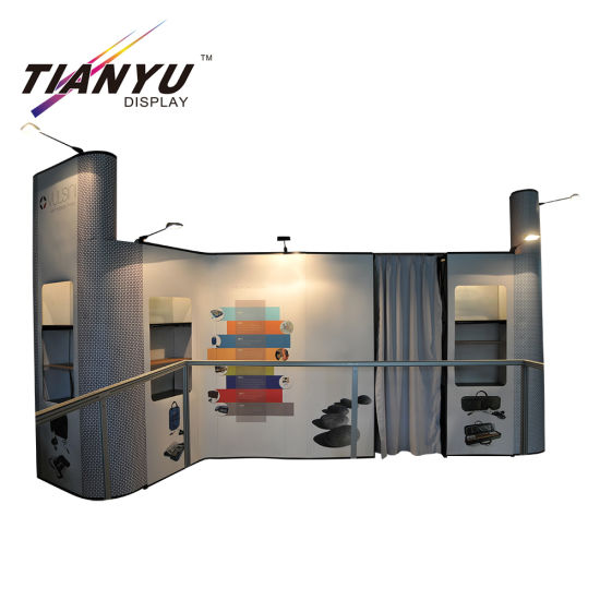 China Spring Pop Up Stand Wall Fabric Display Trade