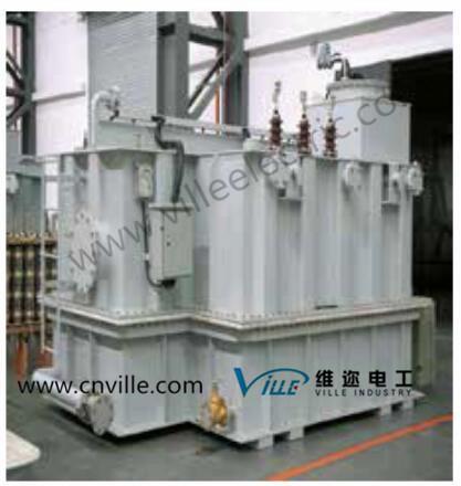 38.75mva 110kv Electrolyed Electro-Chemistry Rectifier Transformer