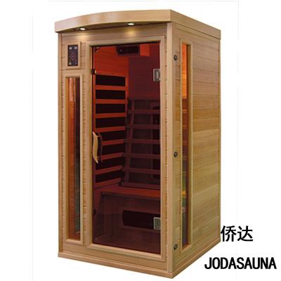 Indoor Far Infrared Sauna House Sauna Infrared Factory Wholesale Infrared Sauna