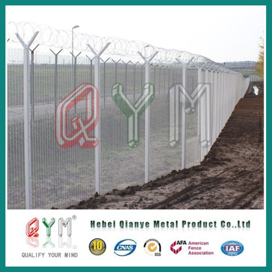 China 358 Welded Wire Mesh Fence Panel /High Security Fence - China ...