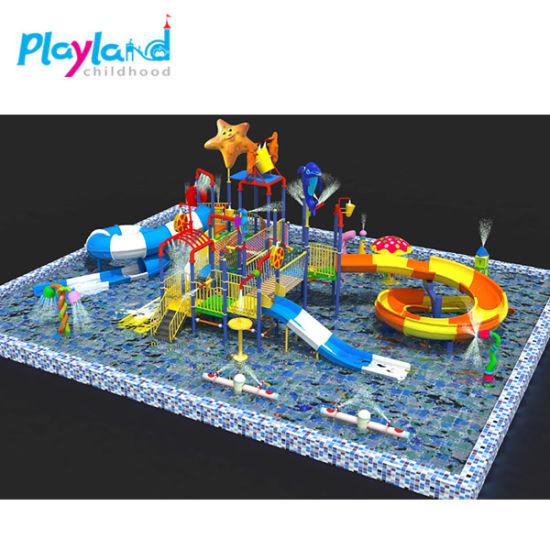Kids Fiberglass Water Spray Water Play Games