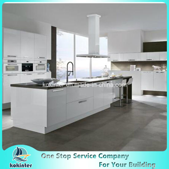 simple design for kitchen cabinet. Acrylic Cabinet High Gloss Ready Made MDF Modular Cheap China Simple Design  Modern Kitchen