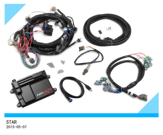 China ecu adapter conversion cable wiring harness of computer audio harness adapter ecu adapter conversion cable wiring harness of computer