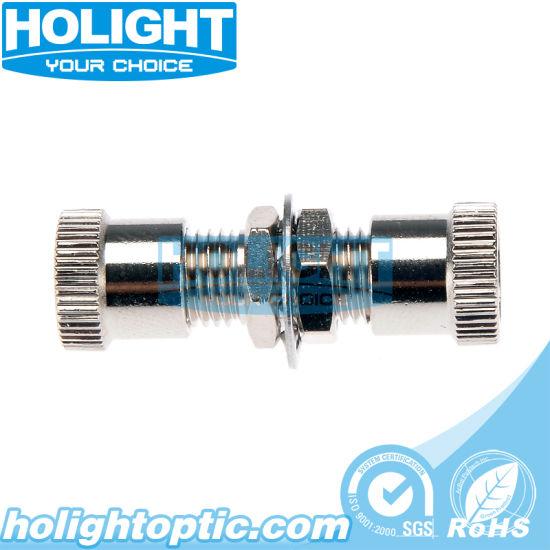 China Adaptor SMA Sx Sm Metal Fiber Adapter - China Fiber Optic