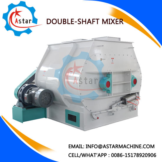 Good Quality Audio Mixer Cattle Poultry Feed Mixer pictures & photos
