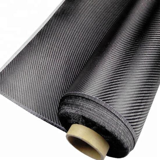 China Factory Hot Sale 3K 200g Plain/Twill Weave Carbon Fiber Fabric