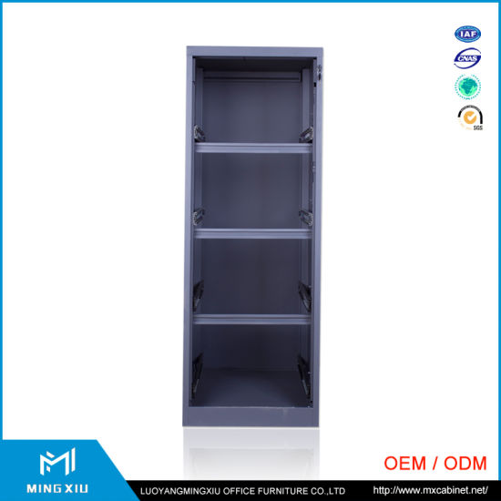 Luoyang Mingxiu 4 Drawer Steel Storage Office File Cabinet / Metal Filing Cabinet pictures & photos