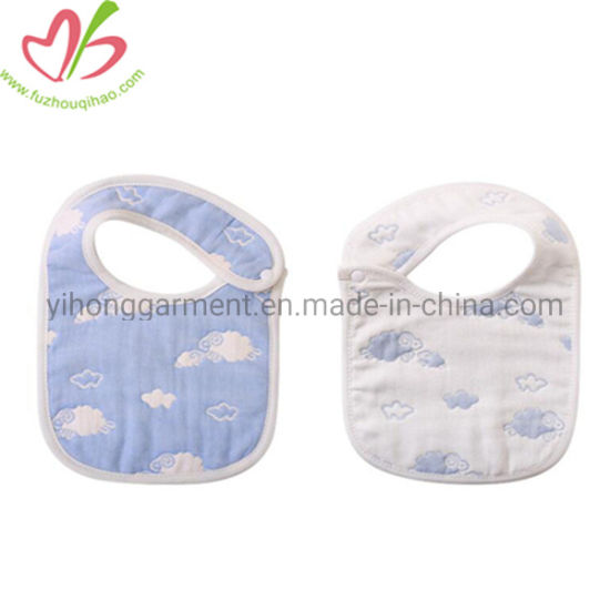 New Design Baby Terry Bibs with Cute Animals