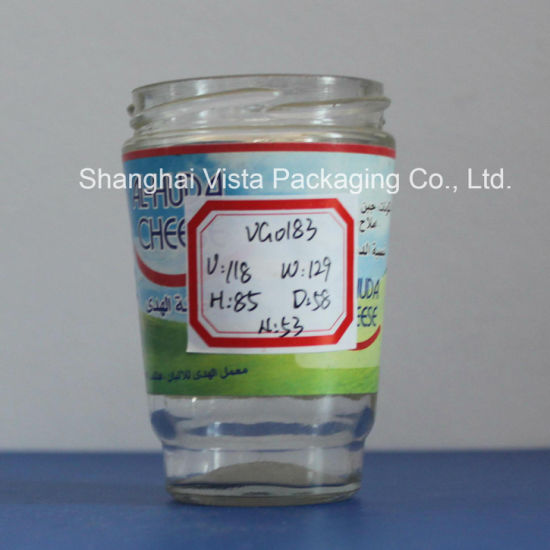 Vista Packing Company Glass Candle Jars and Lids pictures & photos