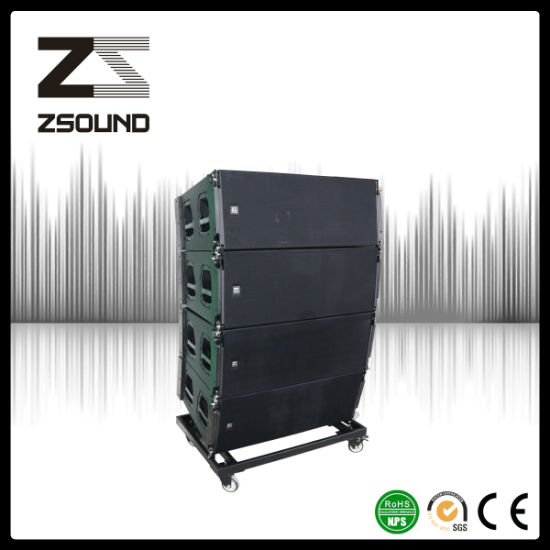 Three-Way Professional Touring Performance Double 12 Inch Line Array