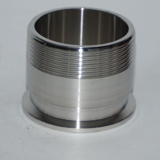 Stainless Steel 304 Clamp Thread Nipple