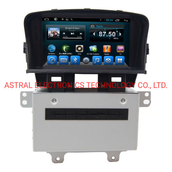 7inch Chevrolet Cruze 2012 OEM Android Autoradio Entertainment System with Navigation GPS WiFi Bluetooth Aux Steering Wheel Control Mirror Link Plug and Play