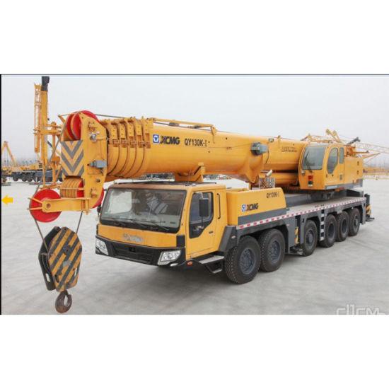 100ton Lifting Capacity Crane Truck Crane Price with Low Price