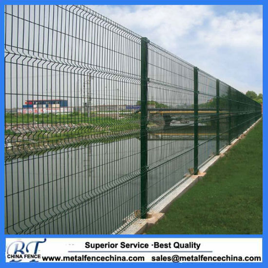 China PVC Coated Welded Wire Fence - China Wire Mesh Fence, Welded Fence