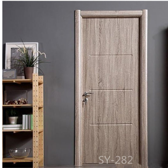 Composite Wooden Office Room School Door pictures & photos