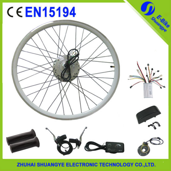 250W Basic Ebike Kit Without Battery pictures & photos
