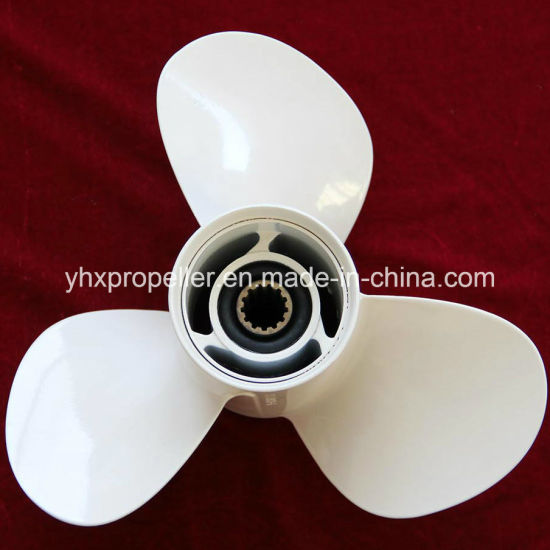 Aluminum Alloy Material for YAMAHA Brand 40HP Propeller pictures & photos
