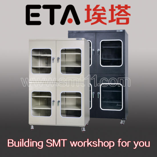 SMT Machine, PCBA Production Line (SMT printer+SMT pick and place machine+reflow oven) pictures & photos