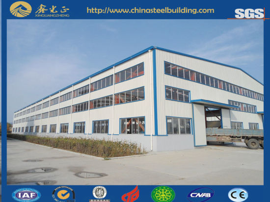 Enough Daylighting Steel Workshop/Steel Structure (JW-16285)