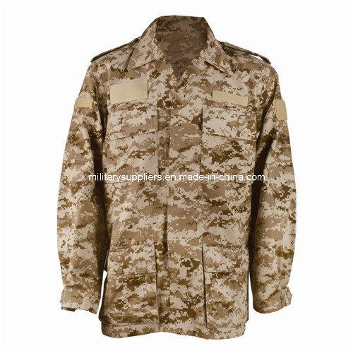 Bdu Rip-Stop Digital Desert Military Uniform