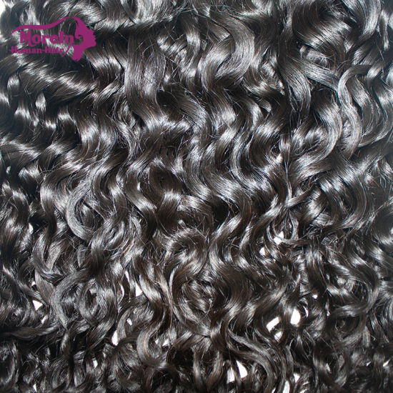 10a Remy Human Hair Extensions 30inch Water Wavy Bundles With Closure China Human Hair Bundles And Human Hair Extensions Price Made In China Com