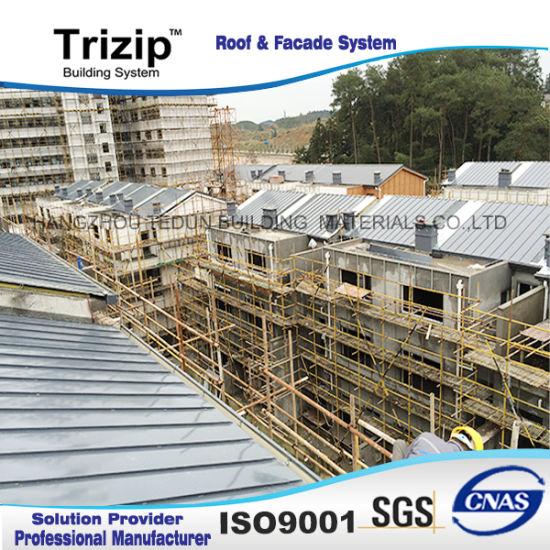 Hot Sale Villa Roofing Panels