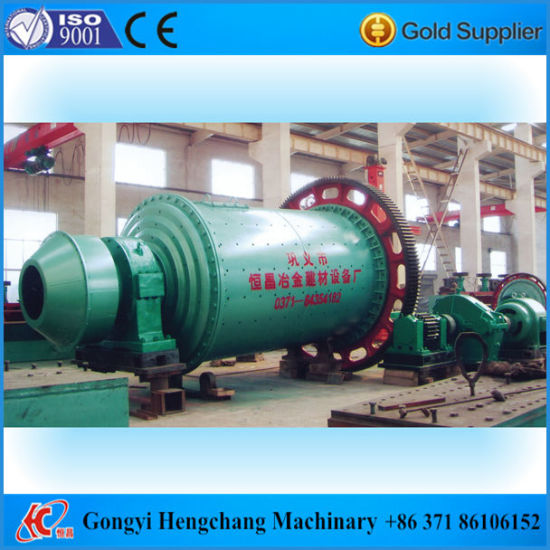 ISO9001: 2008 Good Quality Cement Ball Mill Machine pictures & photos