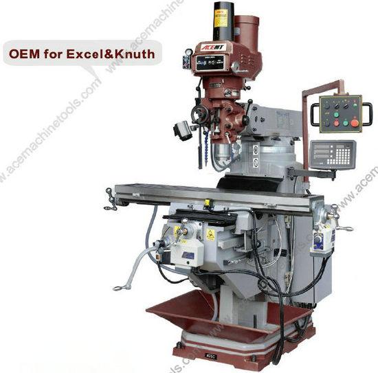 China Universal Milling Machine (M Series) - China Milling Machine