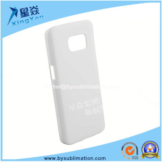 Glossy 3D Plastic Mobile Phone Case pictures & photos