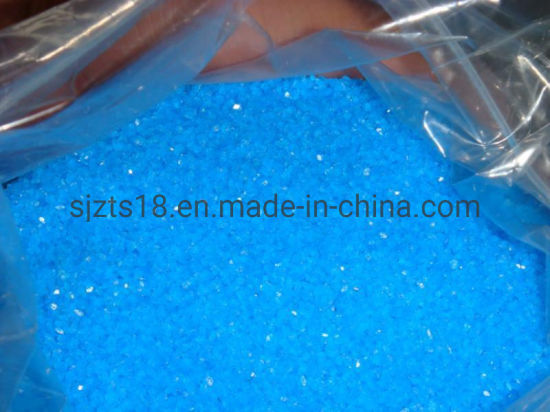 Feed Grade and Fertilizer Grade Copper Sulphate with Competitive Price